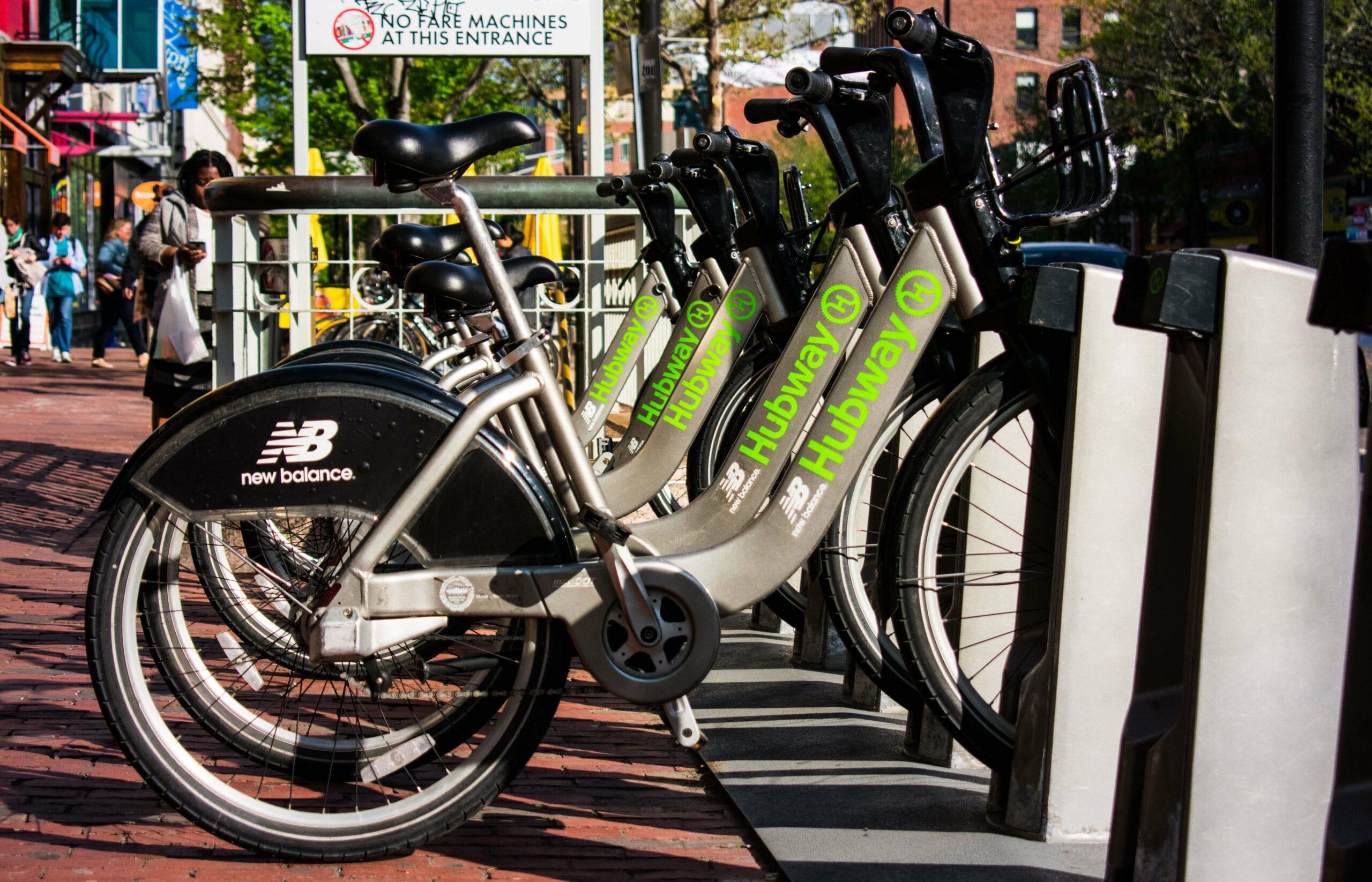 hubway bike sharing
