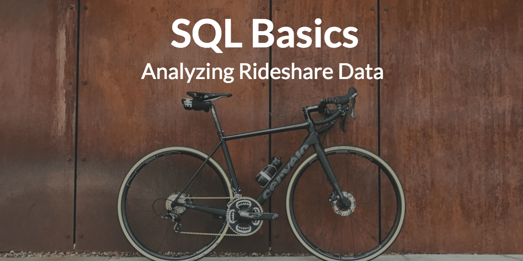 data science online course SQL basics