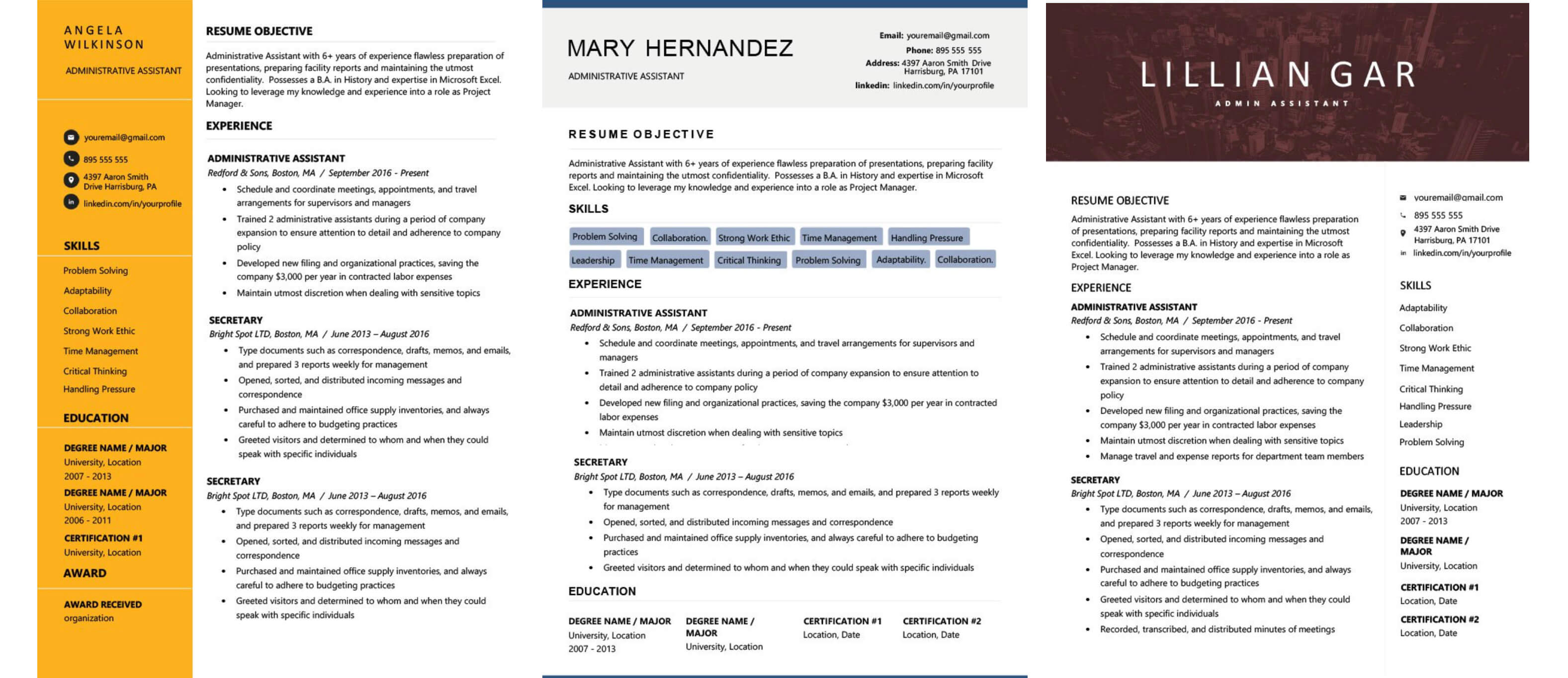 How To Write A Great Data Science Resume Dataquest