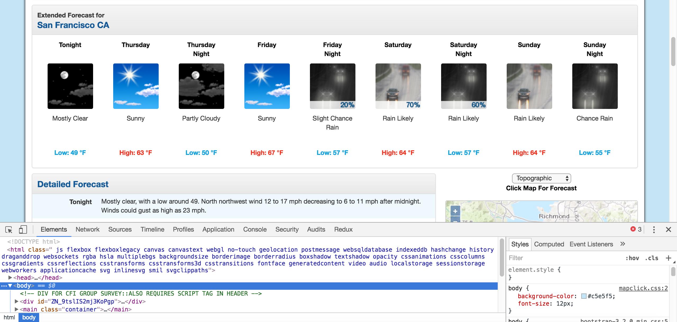 Tutorial: Python Web Scraping Using BeautifulSoup –