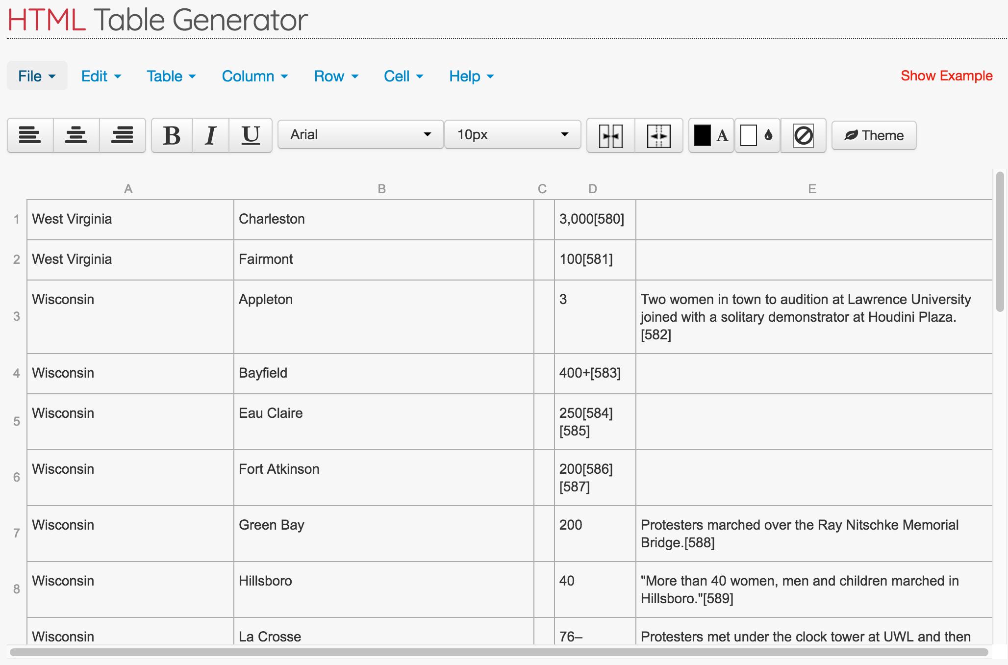 html_table_generator
