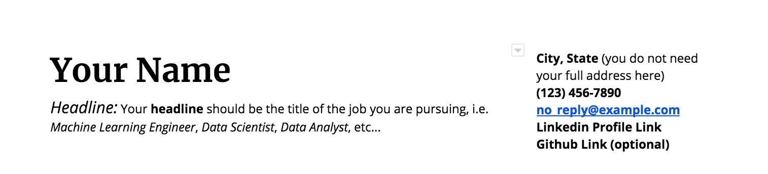 resume-contact-details-data-science