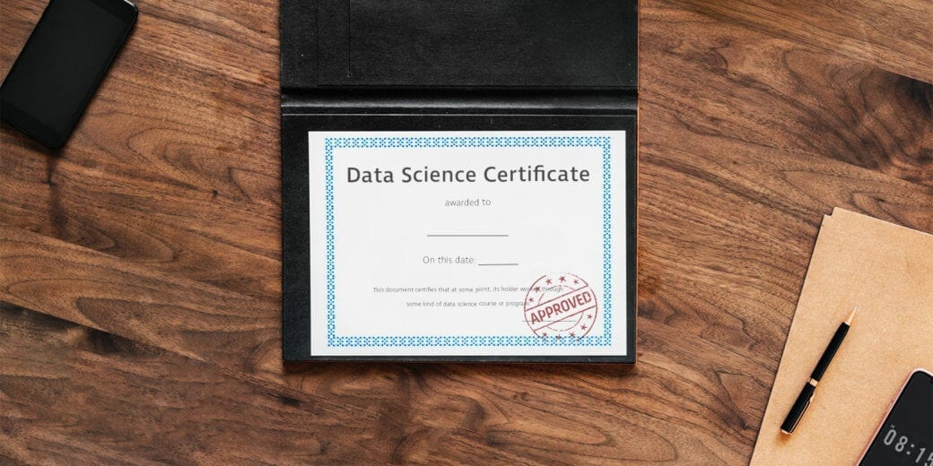data-science-certificate