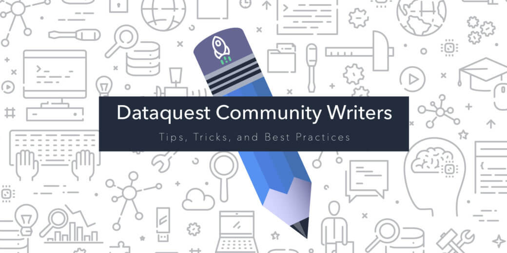 write-for-dataquest-tips