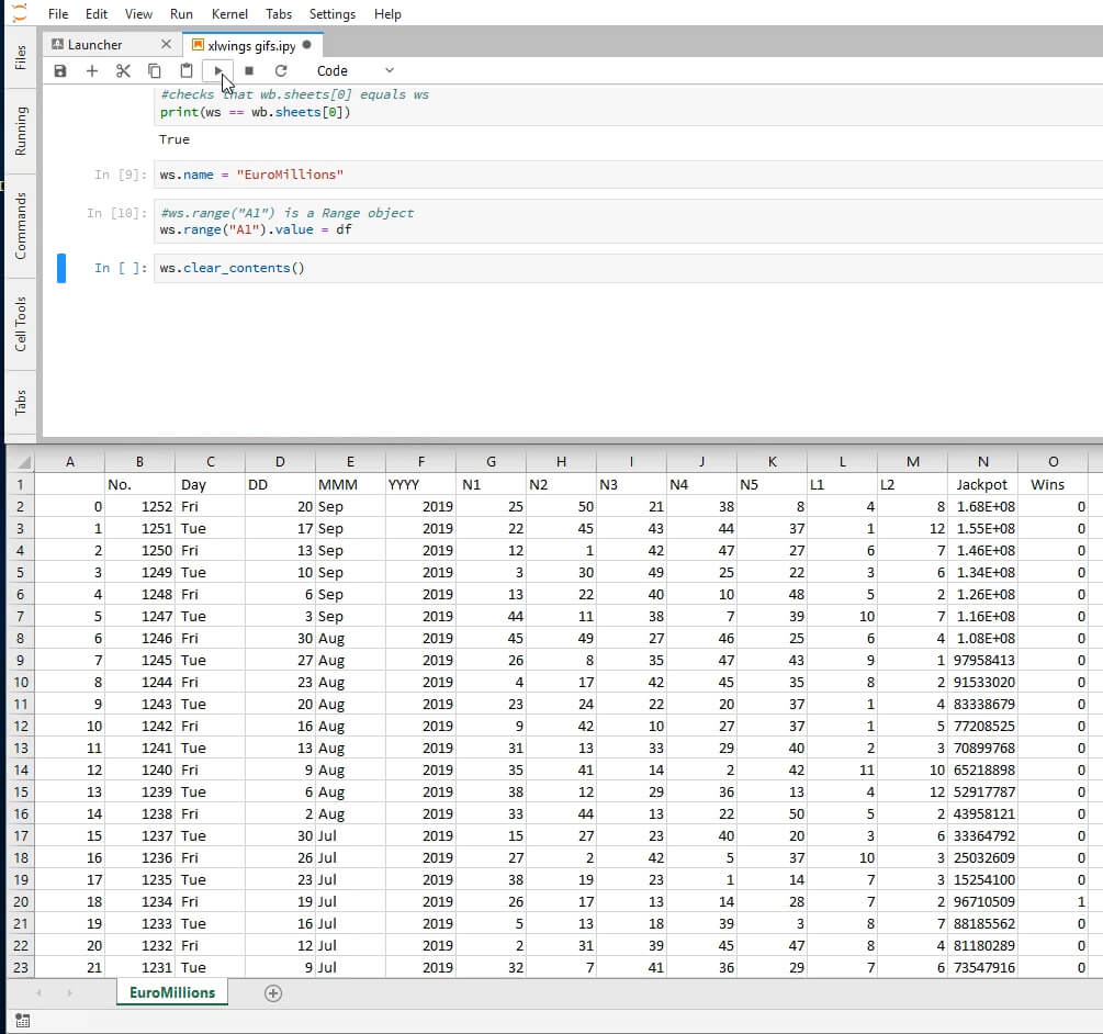 Python-excel-xlwings-make-excel-faster