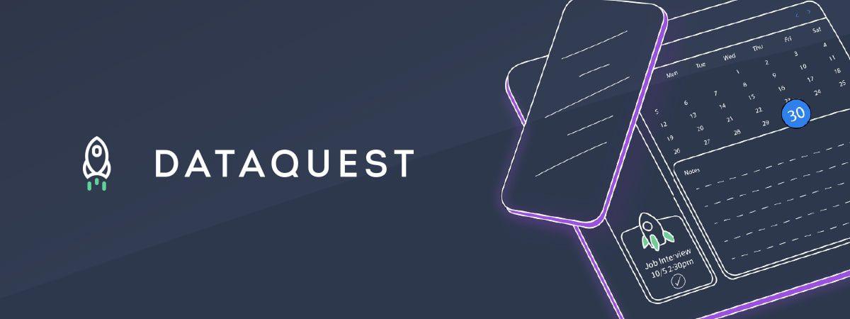 30-Day Dataquest Challenge