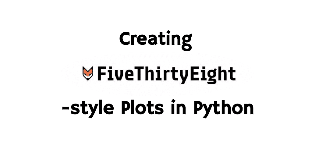 How to Generate FiveThirtyEight Graphs in Python – Dataquest