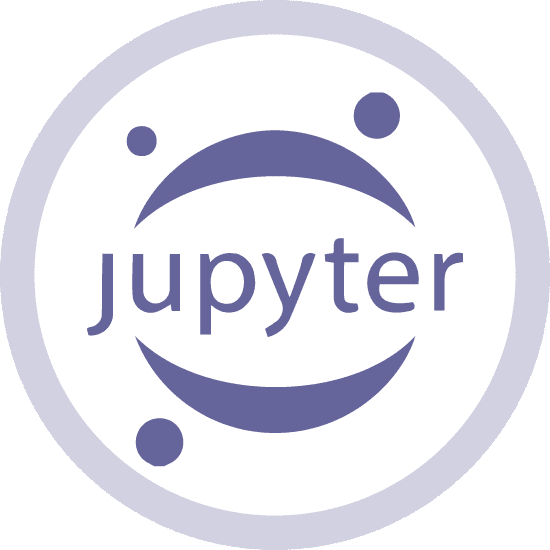 Jupyter Notebook logo